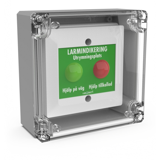 LARMINDIKERING IP65