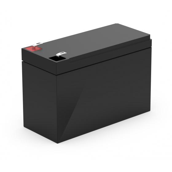 Batteri 12V - 7,2 Ah