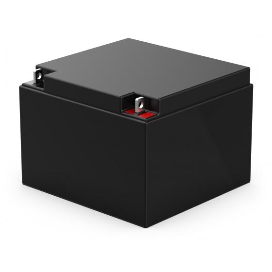 Batteri 12V - 27 Ah